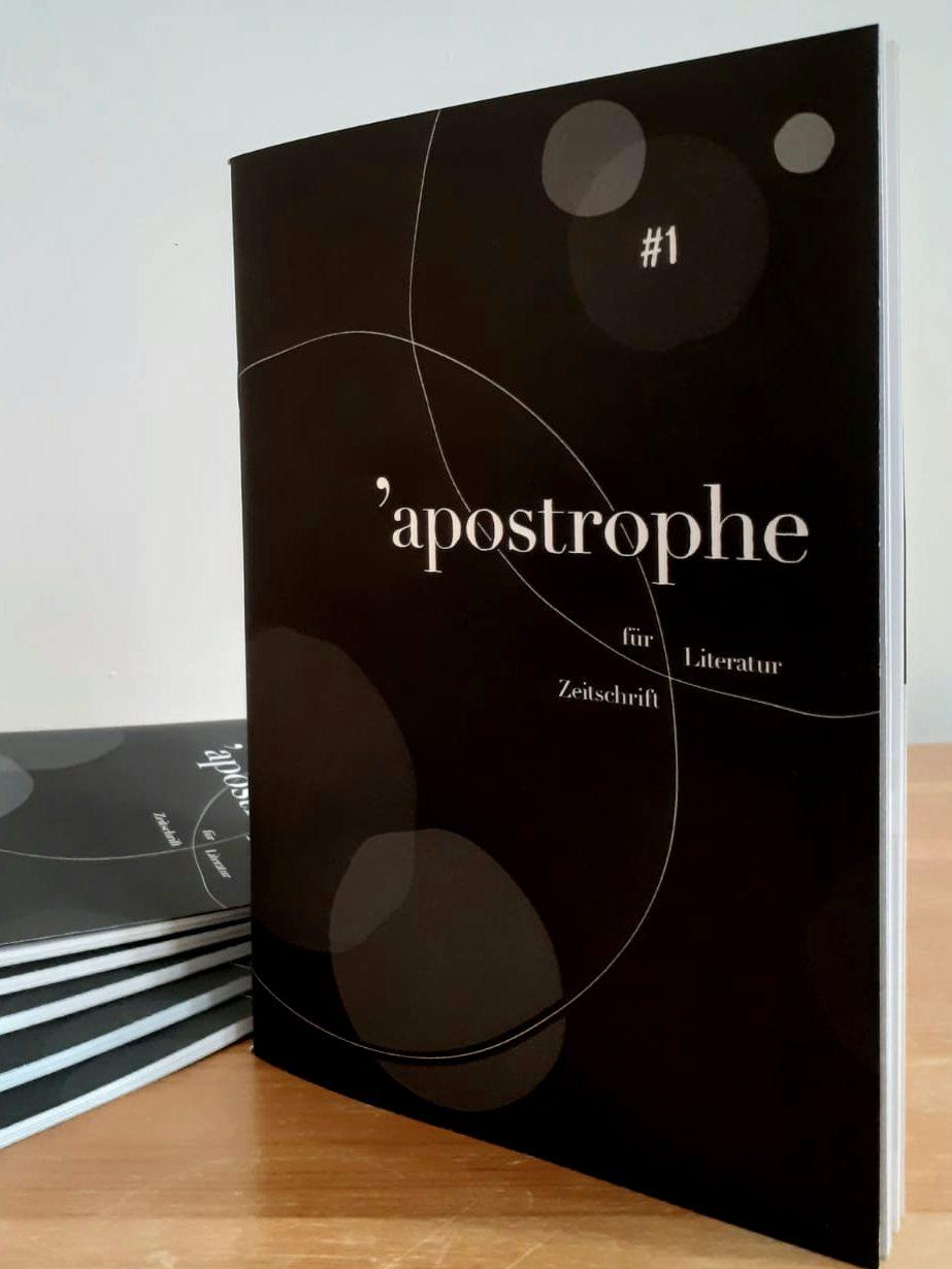 Wir sprechen über ein neues Literaturmagazin aus Österreich.